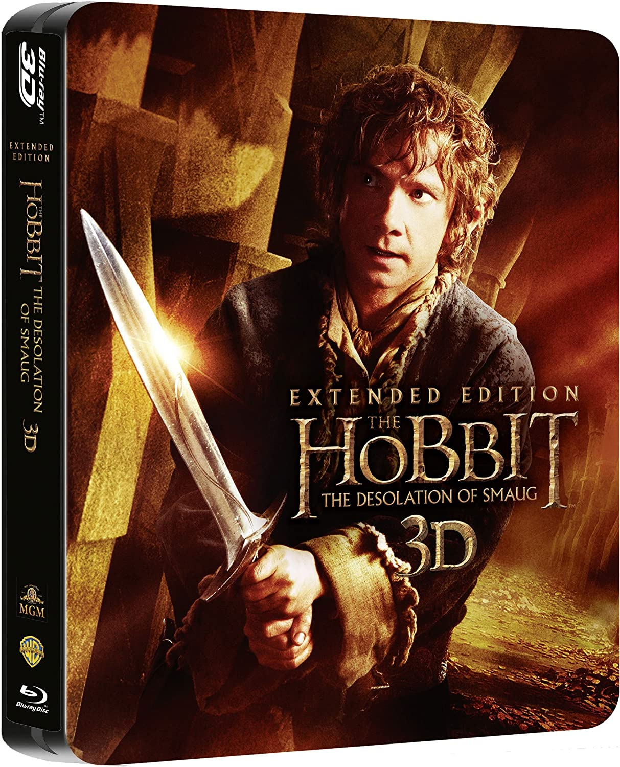 Hobbit: The Desolation Of Smaug - Extended Edition Edizione: Regno ...