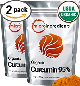 best turmeric supplement Micro Ingredients USDA Organic Curcumin