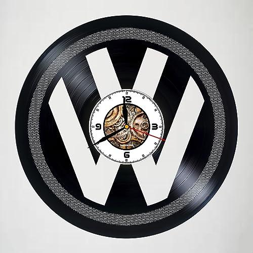 Amazoncom Volkswagen Emblem Automobile Handmade Vinyl Wall