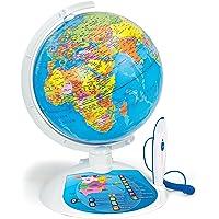 Ciencia y Juego Explora el mundo con el globo interactivo (Clementoni 65645)