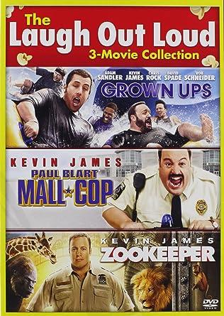 amazon com grown ups 2010 paul blart mall cop zookeeper
