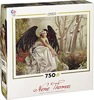 product image for Ceaco Nene Thomas - Swan Song Puzzle