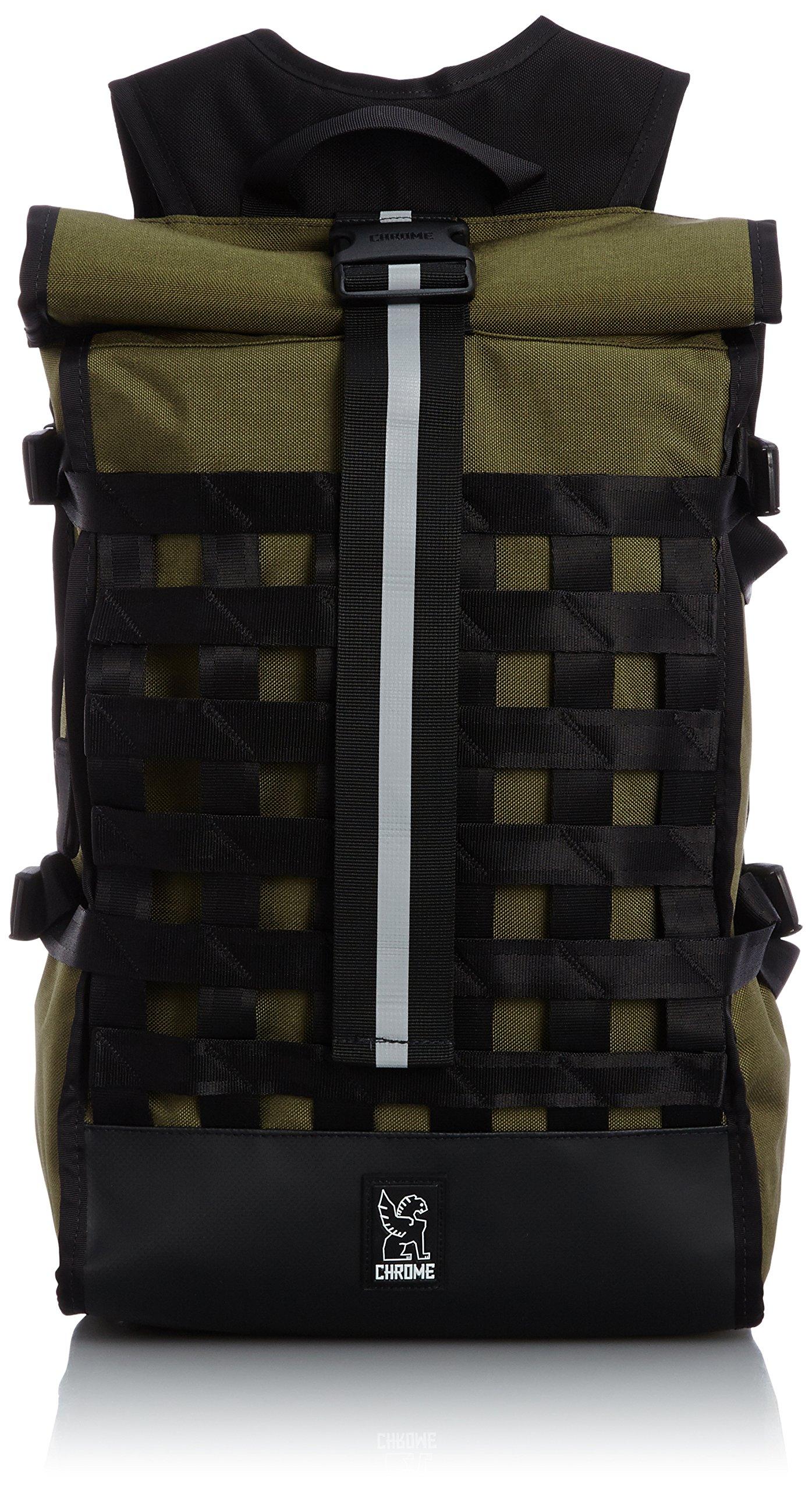 Chrome BG-163-MLBK Ranger/Black One Size Barrage Cargo Backpack by Chrome