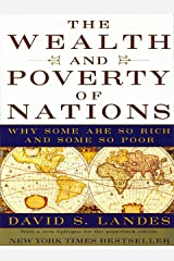 The Wealth and Poverty of Nations: Why Some Are So Rich and Some So Poor: Why Some Are So Rich and Some Are So Poor Kindle Edition