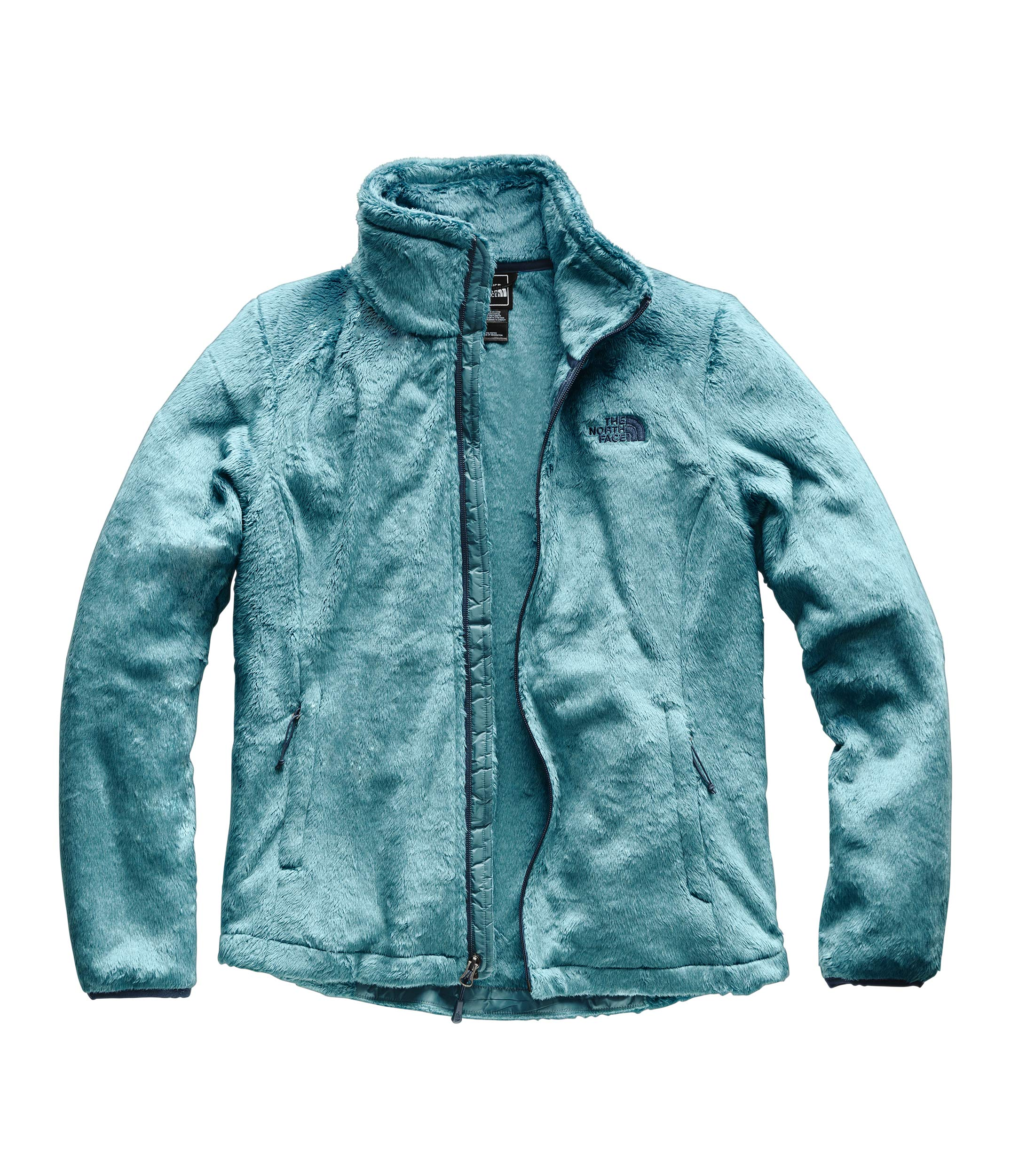 The North Face Women's Osito 2 Jacket Storm Blue Heather X-Small by The North Face
