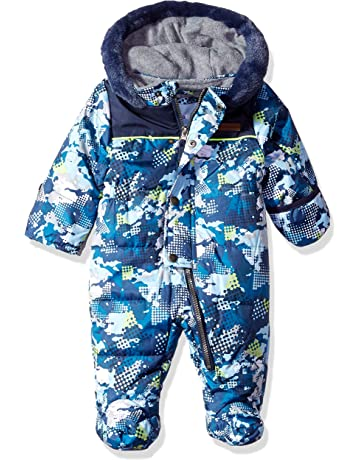 7a9ca3578 Wippette Baby Boys Camouflage Snowsuit Pram