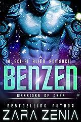 Benzen: A Sci-Fi Alien Romance (Warriors of Orba Book 1) Kindle Edition