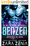 Benzen: A Sci-Fi Alien Romance (Warriors of Orba Book 1)