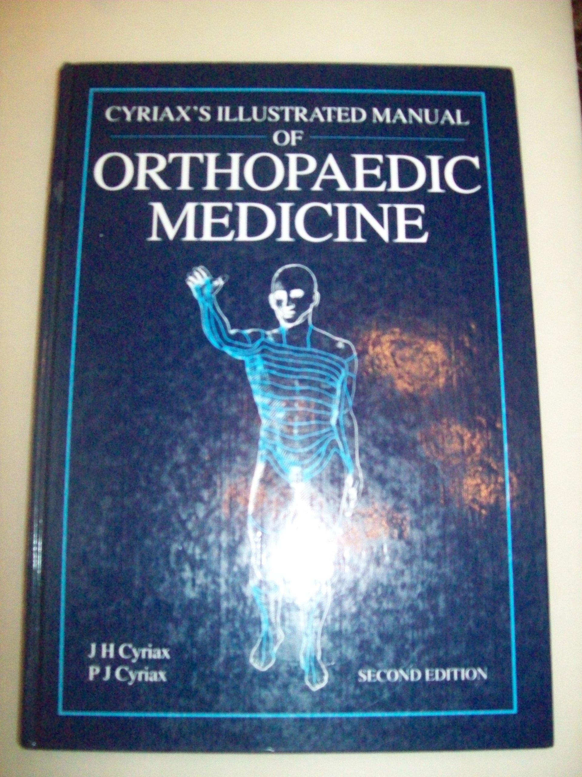 Cyriax textbook of orthopaedic medicine yahoo