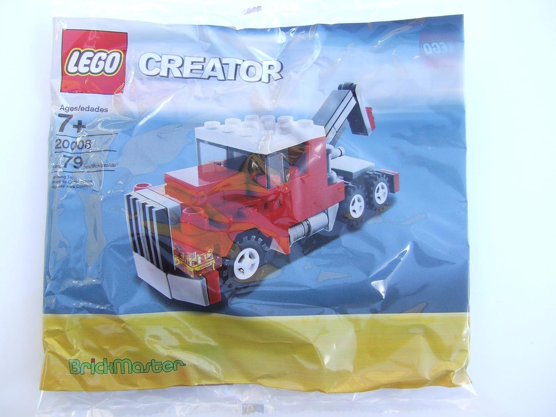 Lego Creator Exclusive Set #20008 Tow Truck