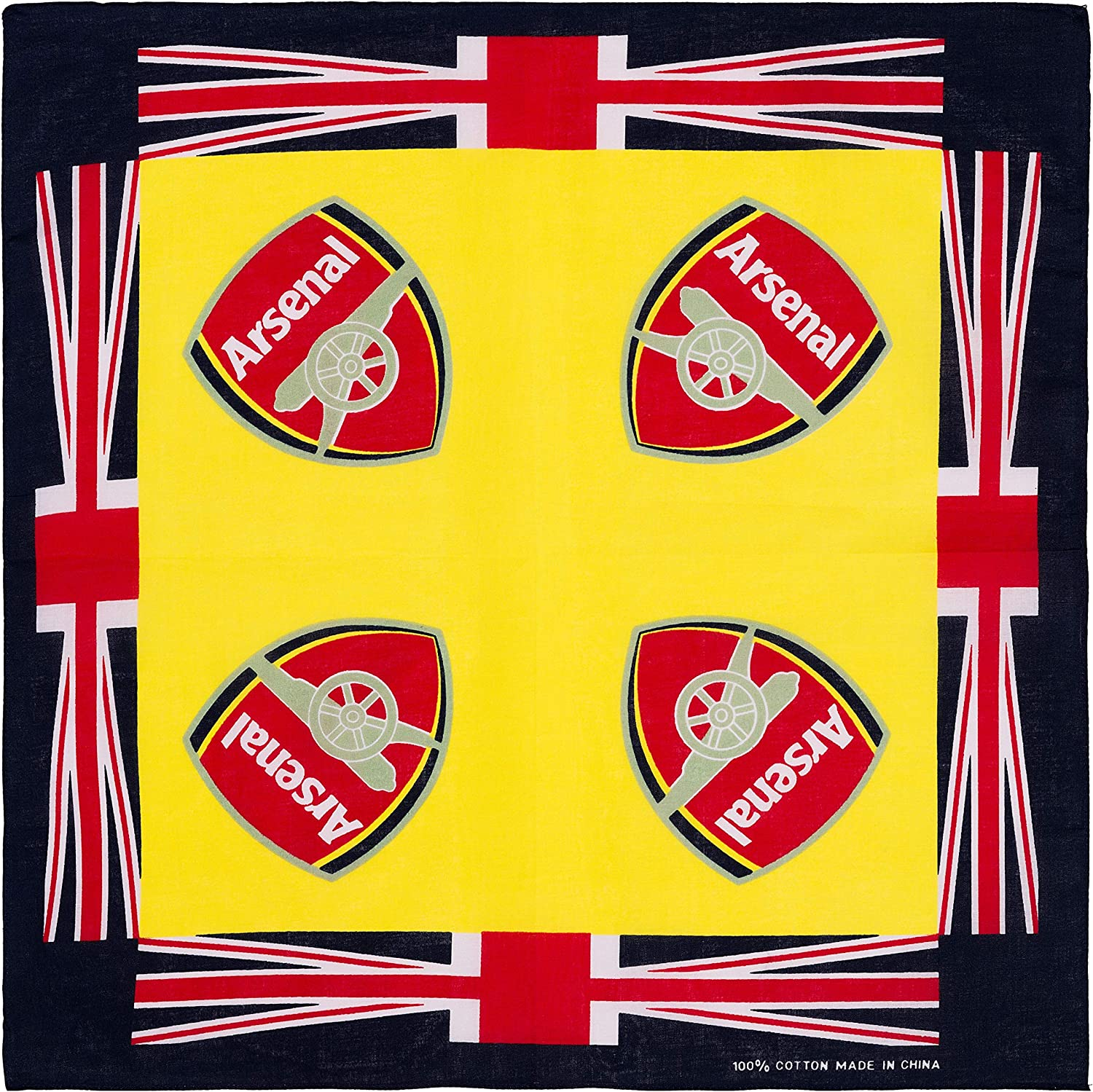 Arsenal Football Club Bandana Soccer