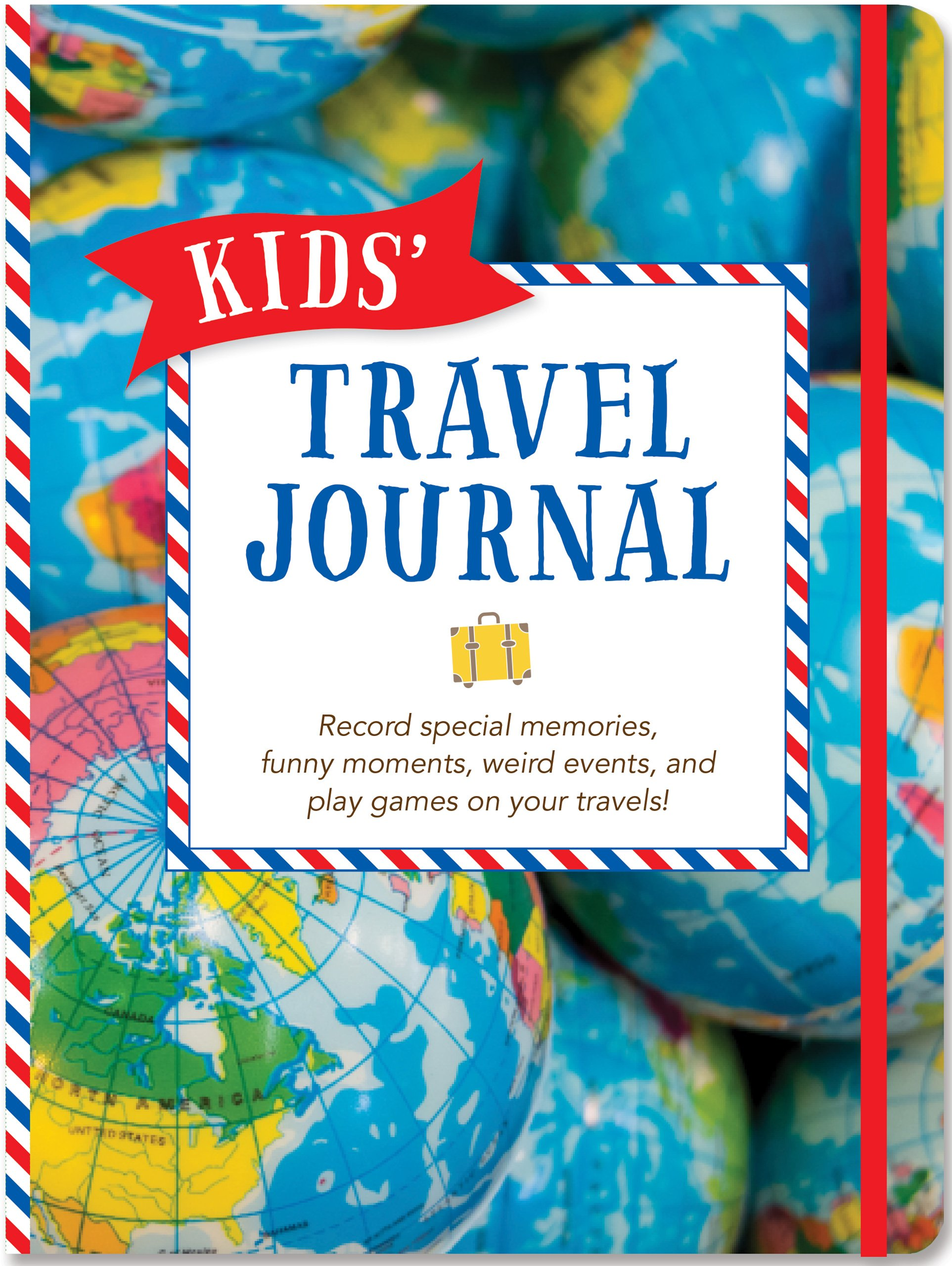 Read Online Kids' Travel Journal (Interactive Diary, Notebook) PDF