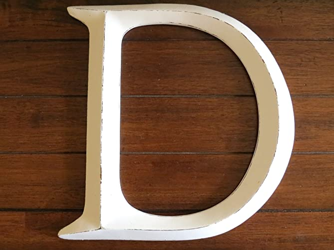 Amazon.com: Letter D or Pick Letter / Large 12\