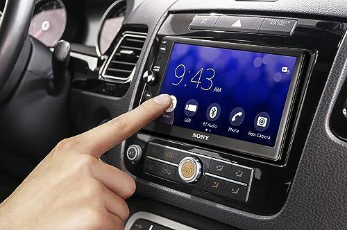 Sony XAV -AX100 review