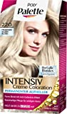 Palette Intensiv Creme Coloration 220 Frostiges Silberblond Stufe 3, 3er Pack (3 x 115 ml)