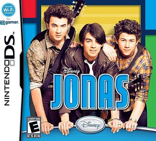 Disney Jonas, Nintendo DS, ESP Nintendo DS Español vídeo - Juego (Nintendo DS, ESP, Nintendo DS, Música, E (para todos)): Amazon.es: Videojuegos