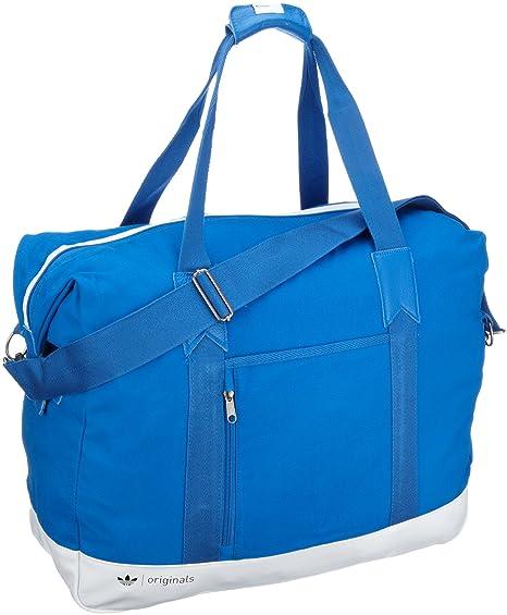 Blau Vcqac Al Lisa De Azul Adidas Originals Mujer Bolso Hombro Para Piel PXuOkZi