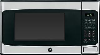 amazon com ge jes1657smss 1 6 cu ft stainless steel countertop rh amazon com Sunbeam Microwave Non-Digital Microwave Oven