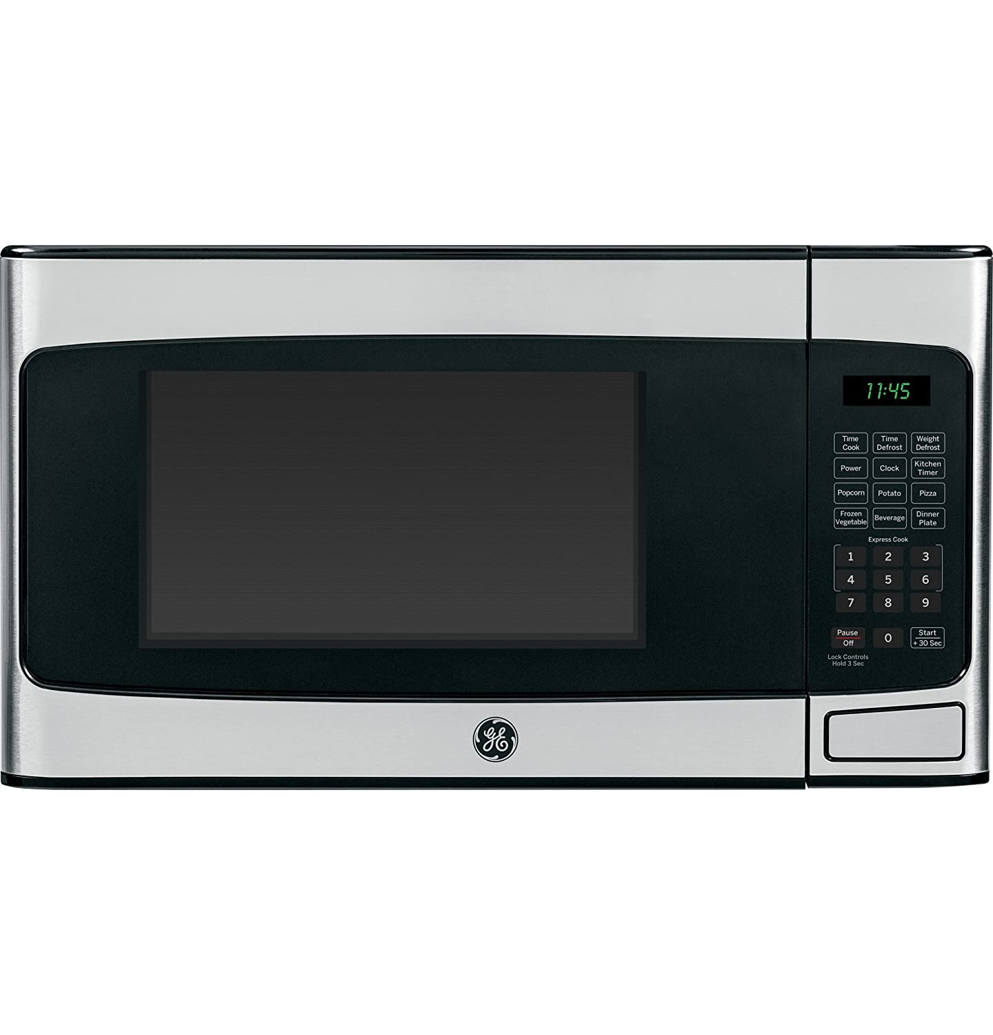 GE JES1145SHSS 1.1 Cu. Ft. Capacity Countertop Microwave Oven