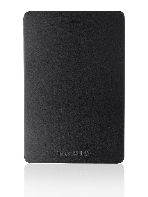 3 opinioni per Toshiba HDTH320EK3CA Canvio Alu HDD Esterno da 2TB, Nero