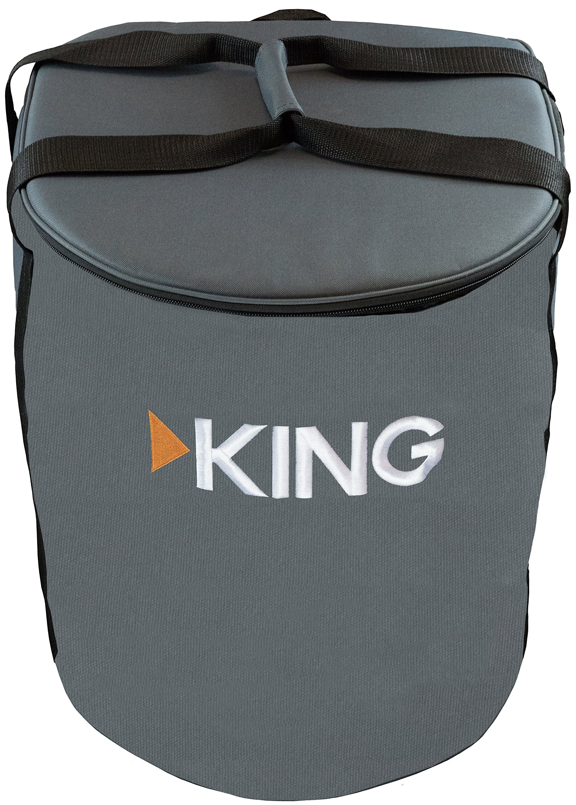 KING CB1000 Carry Bag for Portable Satellite Antenna by KING