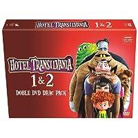 Pack: Hotel Transilvania 1 + Hotel Transilvania 2 - Edición Horizontal 2018 [DVD]