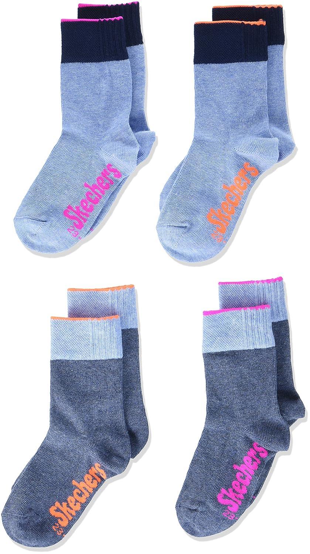 Skechers Socks Calzini sportivi Bambina