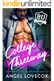 College Threeway: A First Time Gay Romance (Bareback University)