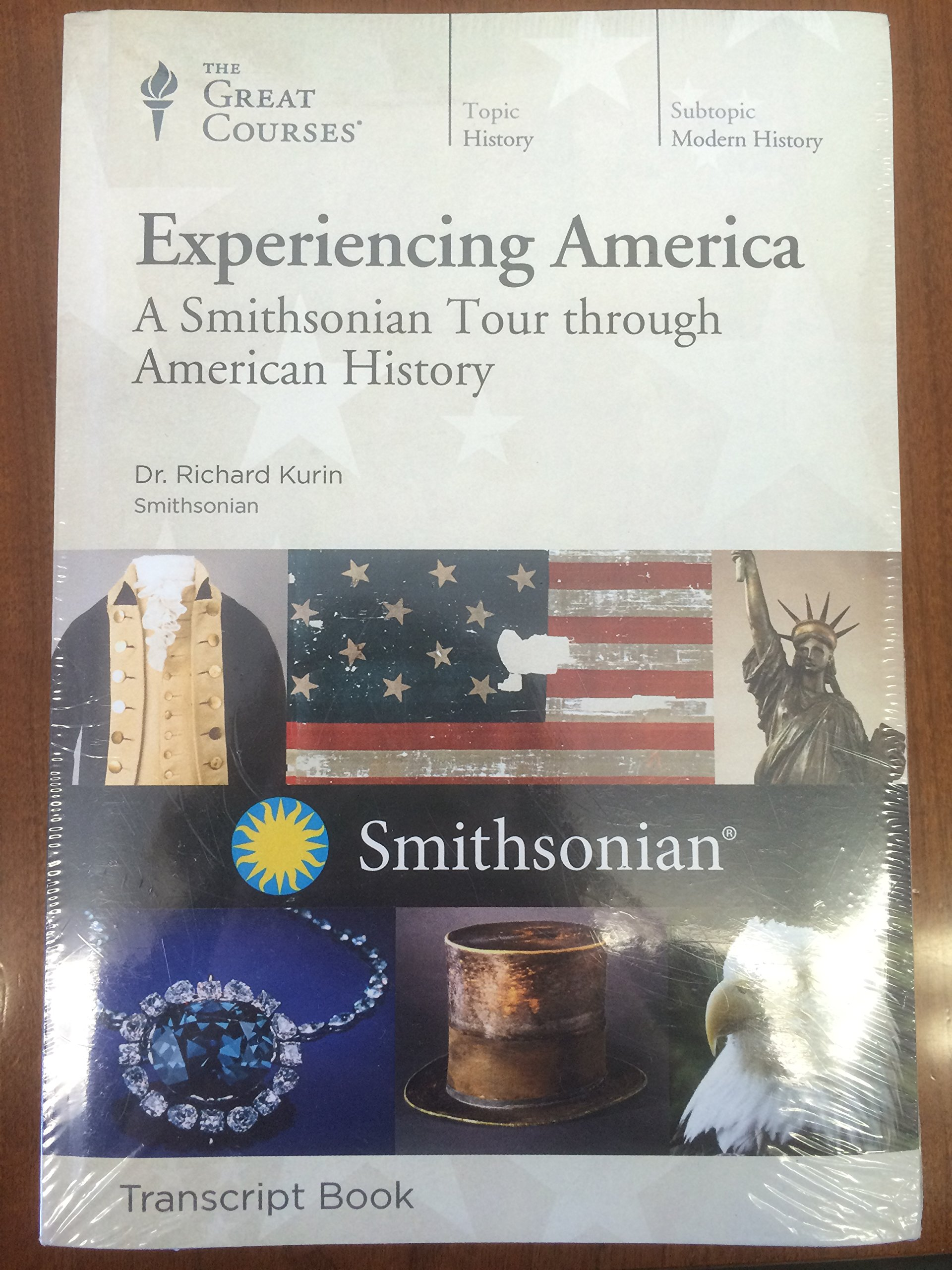 Download Experiencing America: A Smithsonian Tour Through American History ebook