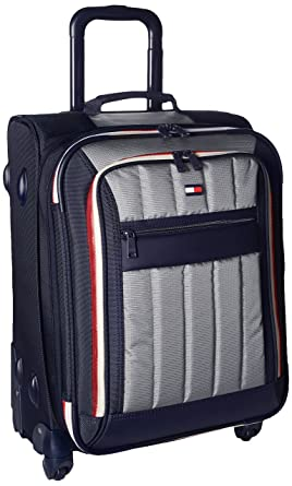 Amazon.com | Tommy Hilfiger Classic Sport 21 Inch Expandable Carry ...