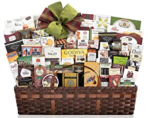 Sky's the Limit Gourmet Gift Basket by Wine Country Gift Baskets