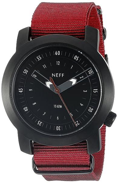 Neff – para hombre Tactical reloj