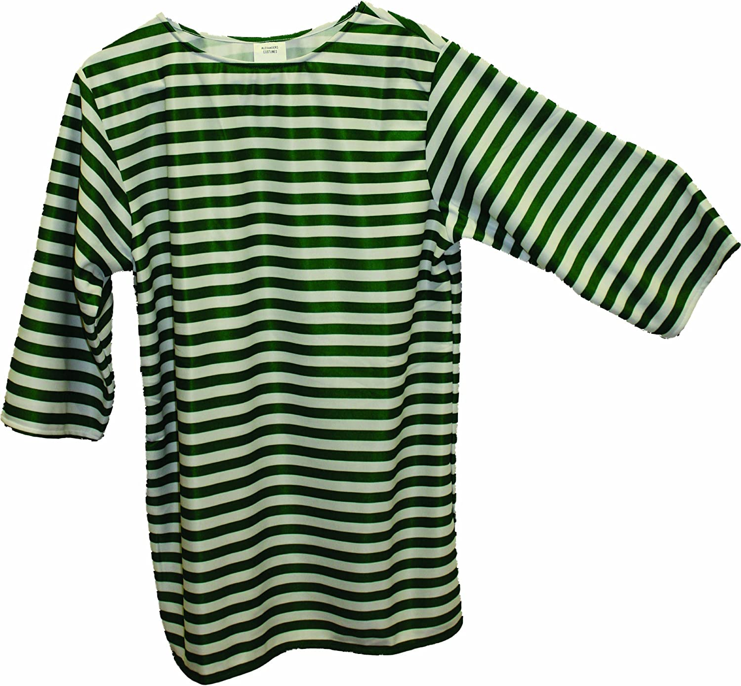 Alexanders Costumes Striped Shirt Clothing Badly Drawn Tshirt Short Circuit Mens Buy Online At Grindstore