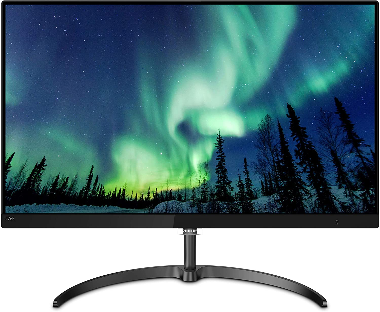 "Philips 100E100VJSB 100"" Monitor, 100K UHD IPS, 10 Billion+ Colors, Ultranarrow  Borders, Lowblue, Multiview, 100Yr Advance Replacement Warranty"