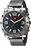 U.S. Polo Assn. Men's Quartz Metal and Alloy Casual Watch, Color:Black (Model: US8816)