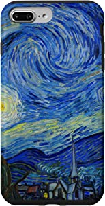 iPhone 7 Plus/8 Plus Van Gogh The Starry Night Modern Art Painting Case