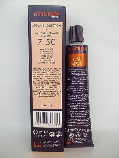 Kincrem Prestige Tinte 7.50-60 ml: Amazon.es: Belleza