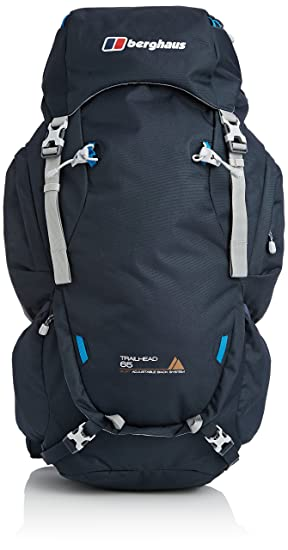 Berghaus Men s Trailhead 65 Rucksack - Eclipse Stained Glass  Amazon ... c10fc6d1cb126