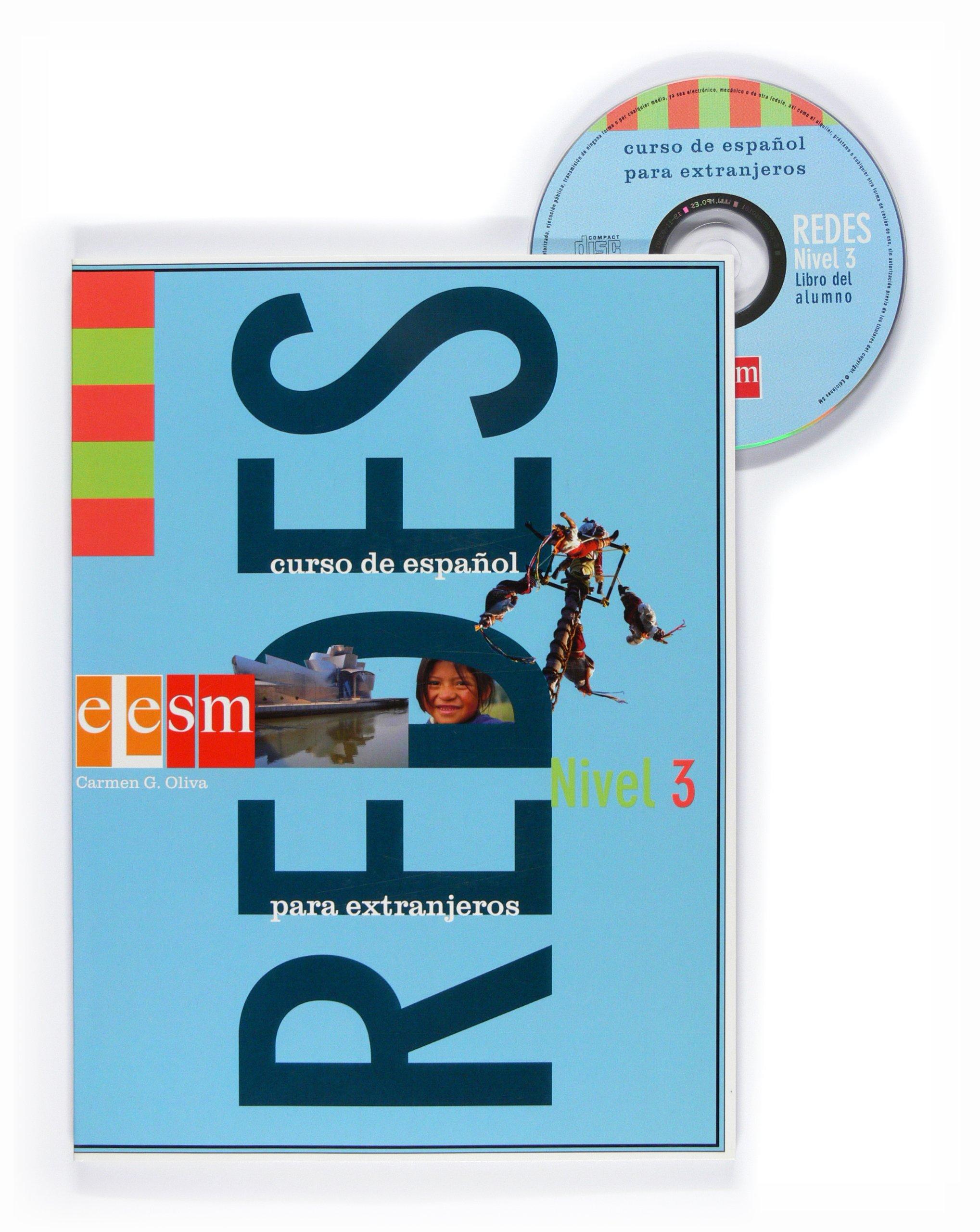 Download Redes: Libro Del Alumno + CD 3 (Spanish Edition) ebook