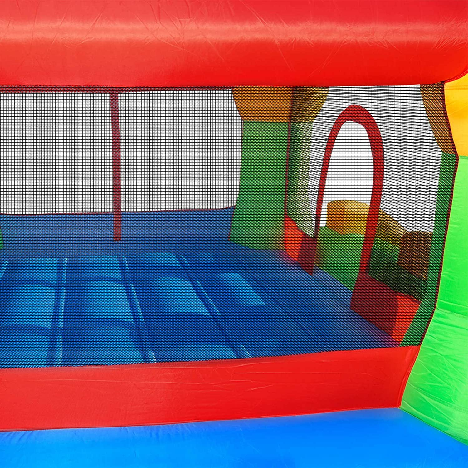 cloud 9 mighty bounce house inflatable bouncing jump