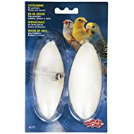 Living World Cuttlebone, Small Twin Pack (Carded)