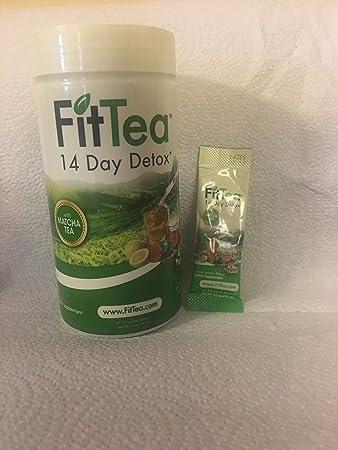 eb39044ec77 Amazon.com: FIT TEA 14 STICKS PER BOX - Detox tea, All naturall ...