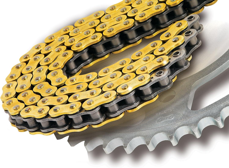 Afam Kettensatz  Stahl Kit f/ür SYM XS 125 K 2007-2013 kettenkit