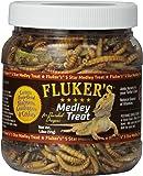 Fluker Labs SFK72021 Bearded Dragon Medley Treat Food, 1.8-Ounce