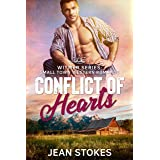 Conflict Of Hearts: Friends To Lovers: Witmer 4: Small Town Western Military Alpha Steamy Romance (Witmer Warriors)