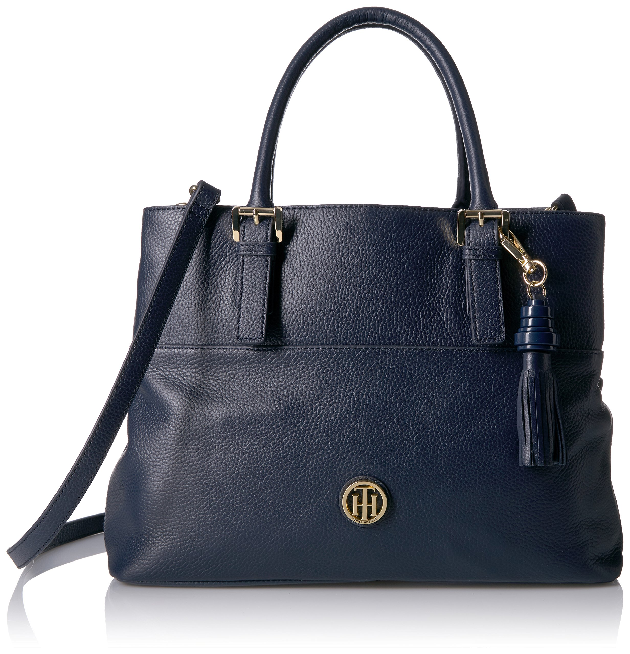 Tommy Hilfiger Shopper for Women TH Summer of Love, Tommy Navy