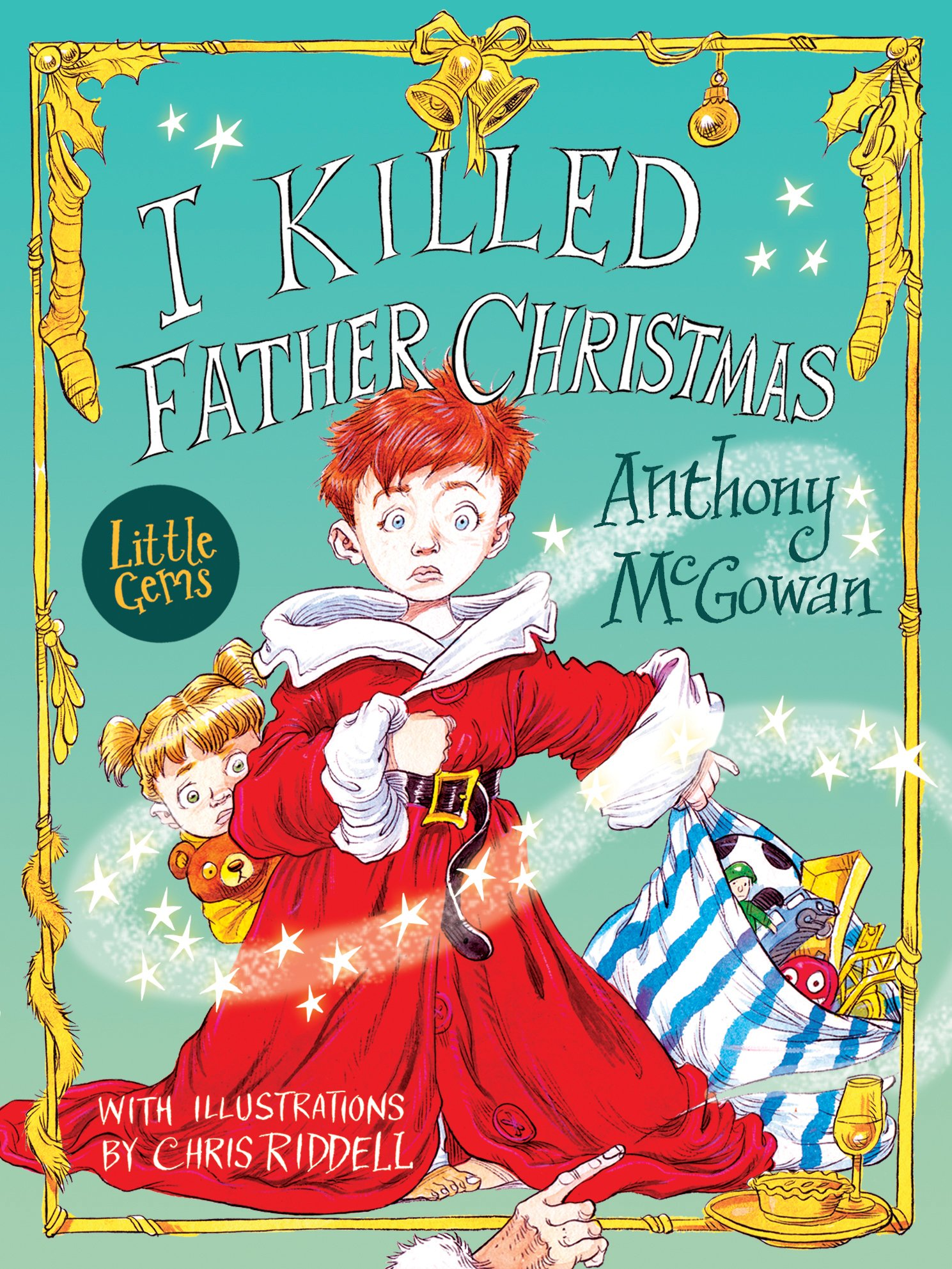 Image result for i killed father christmas