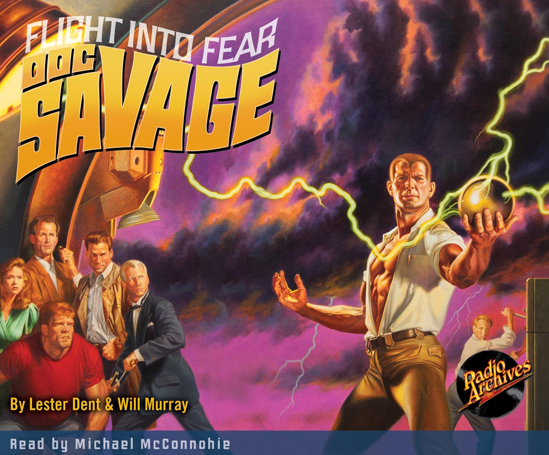 Doc Savage #1: Flight Into Fear