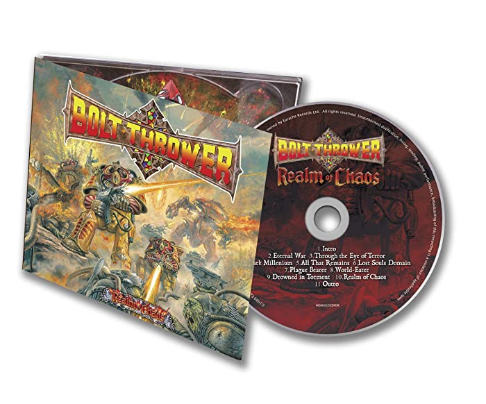 Top 4 Bolt Thrower Realms Of Chaos Full Dynamic Range