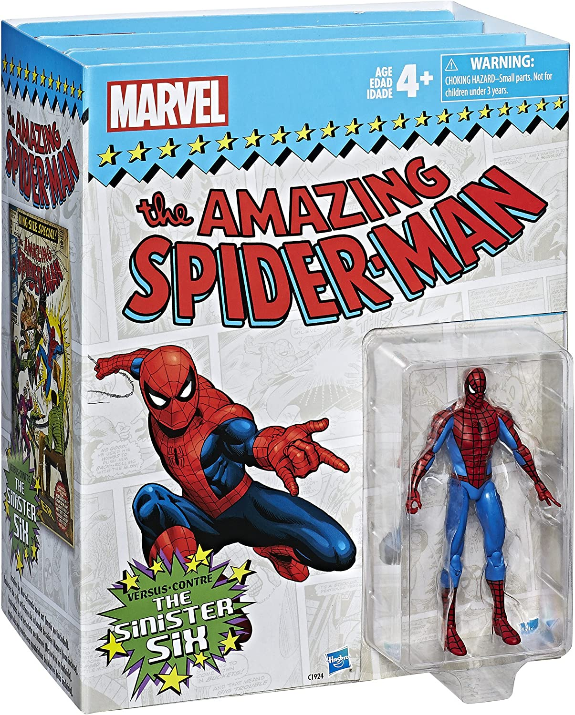 SANDMAN Spider-Man Sinister Six 3.75 Inch Marvel Legends Exclusive Action Figure